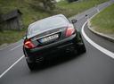 Фото авто Mercedes-Benz CL-Класс C216, ракурс: 180 цвет: черный