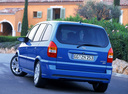 Фото авто Opel Zafira A [рестайлинг], ракурс: 180