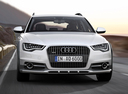 Фото авто Audi A6 4G/C7,  цвет: белый