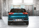Фото авто Kia Niro DE, ракурс: 180 цвет: бирюзовый
