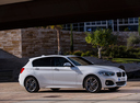 Фото авто BMW 1 серия F20/F21 [рестайлинг], ракурс: 270 цвет: белый
