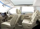 Фото авто Subaru Exiga 1 поколение, ракурс: салон целиком