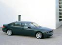 Фото авто BMW 7 серия E65/E66, ракурс: 315 цвет: зеленый