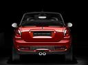 Фото авто Mini Cabrio R57 [рестайлинг], ракурс: 180 цвет: красный