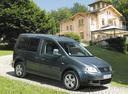 Фото авто Volkswagen Caddy 3 поколение, ракурс: 315