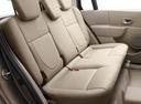 Фото авто Renault Modus 2 поколение, ракурс: задние сиденья