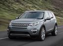 Фото авто Land Rover Discovery Sport 1 поколение, ракурс: 45 цвет: серый
