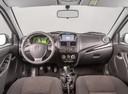 Новый ВАЗ (Lada) Kalina, белый , 2017 года выпуска, цена 493 300 руб. в автосалоне Лада Центр Севастополь
