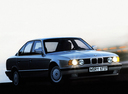 Фото авто BMW 5 серия E34, ракурс: 315