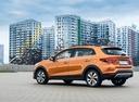 Фото авто Kia Rio 4 поколение, ракурс: 135 цвет: оранжевый