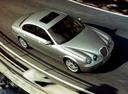 Фото авто Jaguar S-Type 1 поколение [рестайлинг], ракурс: сверху