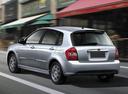 Фото авто Kia Cerato 1 поколение [рестайлинг], ракурс: 135