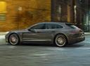 Фото авто Porsche Panamera 971, ракурс: 90 цвет: мокрый асфальт