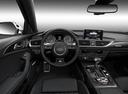 Фото авто Audi S6 C7, ракурс: рулевое колесо