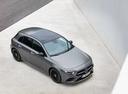 Фото авто Mercedes-Benz A-Класс W177/V177, ракурс: сверху цвет: серый
