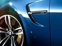 Фото авто BMW M3 F80, ракурс: боковая часть