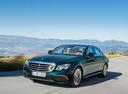 Фото авто Mercedes-Benz E-Класс W213/S213/C238/A238, ракурс: 45 цвет: бирюзовый