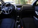 Фото авто Hyundai Accent RB, ракурс: торпедо