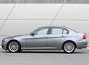 Фото авто BMW 3 серия E90/E91/E92/E93 [рестайлинг], ракурс: 90 цвет: серебряный