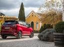 Фото авто Ford EcoSport 2 поколение [рестайлинг], ракурс: 225 цвет: красный
