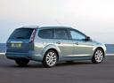 Фото авто Ford Focus 2 поколение [рестайлинг], ракурс: 225 цвет: серый