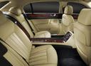 Фото авто Bentley Continental 3 поколение, ракурс: задние сиденья