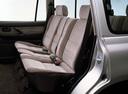Фото авто Toyota Land Cruiser J80, ракурс: задние сиденья