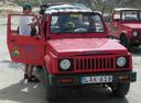 Фото авто Maruti Gypsy 1 поколение, ракурс: 315
