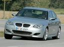 Фото авто BMW M5 E60/E61, ракурс: 45