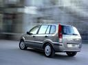 Фото авто Ford Fusion 1 поколение, ракурс: 135 цвет: серебряный