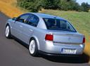 Фото авто Opel Vectra C, ракурс: 135 цвет: серебряный