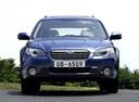 Фото авто Subaru Outback 3 поколение [рестайлинг],  цвет: синий