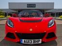 Фото авто Lotus Exige Serie 3,  цвет: красный