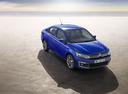 Фото авто Citroen C-Elysee 2 поколение [рестайлинг], ракурс: 315 цвет: синий