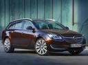 Фото авто Opel Insignia A [рестайлинг], ракурс: 315 цвет: коричневый
