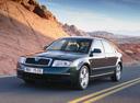 Фото авто Skoda Superb 1 поколение, ракурс: 45