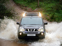 Фото авто Nissan X-Trail T31,  цвет: мокрый асфальт