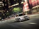 Фото авто Subaru Legacy 5 поколение [рестайлинг], ракурс: 315 цвет: серебряный