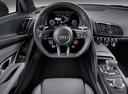 Фото авто Audi R8 2 поколение, ракурс: торпедо