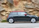 Фото авто Mini Cooper F56, ракурс: 270 цвет: зеленый