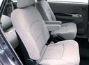 Фото авто Mitsubishi Grandis 1 поколение, ракурс: сиденье