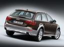 Фото авто Audi A4 B8/8K, ракурс: 225 цвет: коричневый