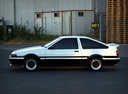 Фото авто Toyota Sprinter Trueno AE85/AE86, ракурс: 90