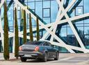 Фото авто Jaguar XJ X351 [рестайлинг], ракурс: 225 цвет: черный