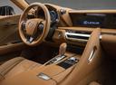 Фото авто Lexus LC 1 поколение, ракурс: торпедо