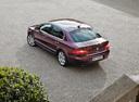 Фото авто Skoda Superb 2 поколение, ракурс: 135 цвет: бордовый