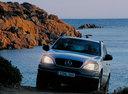 Фото авто Mercedes-Benz M-Класс W163,  цвет: серебряный