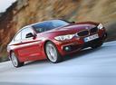 Фото авто BMW 4 серия F32/F33/F36, ракурс: 315 цвет: красный