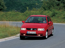 Фото авто Volkswagen Polo 3 поколение, ракурс: 45