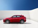 Фото авто Jaguar E-Pace 1 поколение, ракурс: 90 цвет: красный